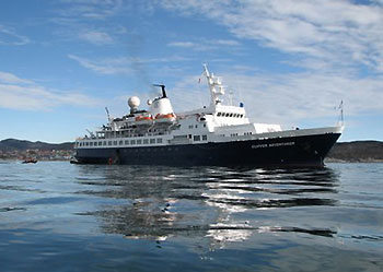 Clipper Adventurer ship