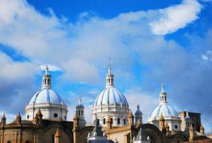 New Cathedral, Cuenca, Ecuador