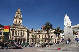 Grand Parade Cape Town