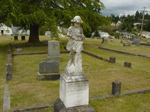Memorials in Ivy Green Cemetery, Bremerton