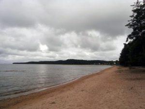 lake in Karelia