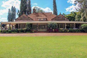 Karen Blixen's house in Kenya