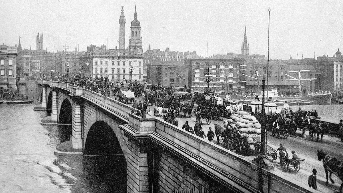 London Bridge 1900