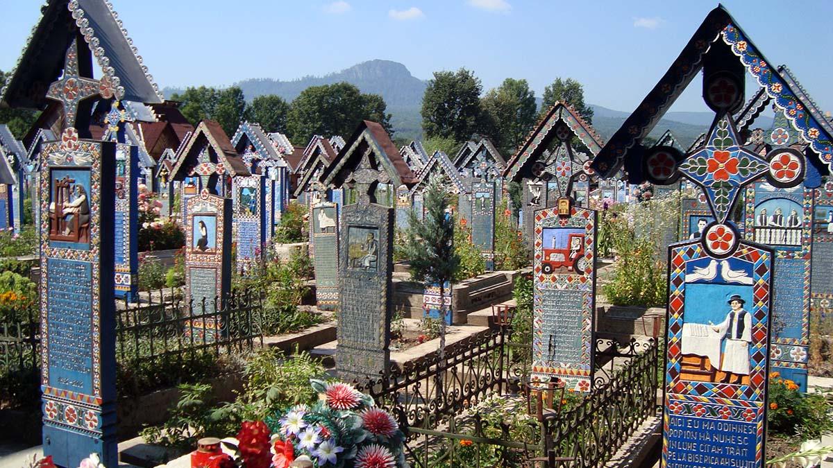 emetery Maramures Romania