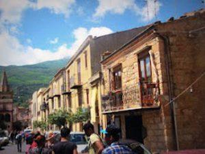 Palermo street scene