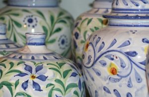 pottery from Porches