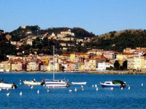 San Terenzo harbor