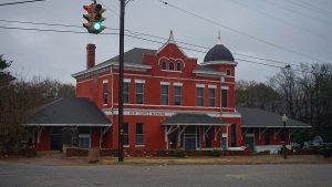 Old Depot Museum, Selma, Alabama