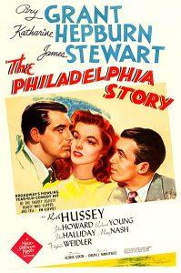 Philadelphia Story movie poster