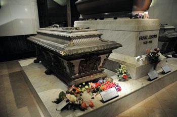 burial site of Emperor Franz Josef
