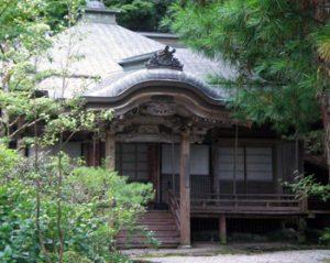 Koyasan temple