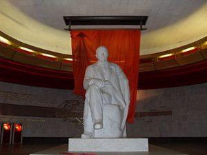 Lenin's monument