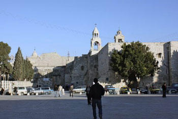 Bethlem, Manger Square