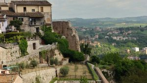 Narni Italy overview