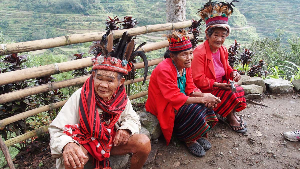 People from Luzon