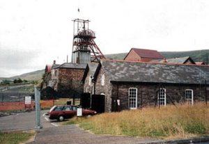 Big Pit coal mine exterior