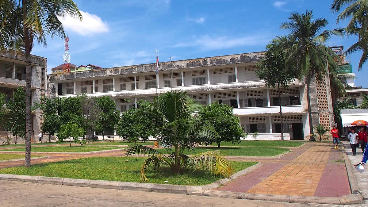 Tuol Cleng Genocide Museum, Phnom Penh