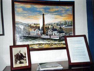 coal mining memorabilia