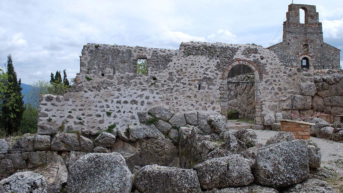 Necromanteion, Acheron, Greece