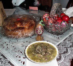 Greek Easter foods