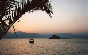 Nafplio harbor