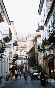 Nafplio street