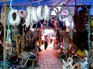 merchandise in Oaxaca shop
