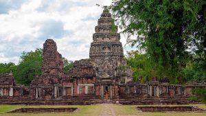 temple in Phimai, Thailand