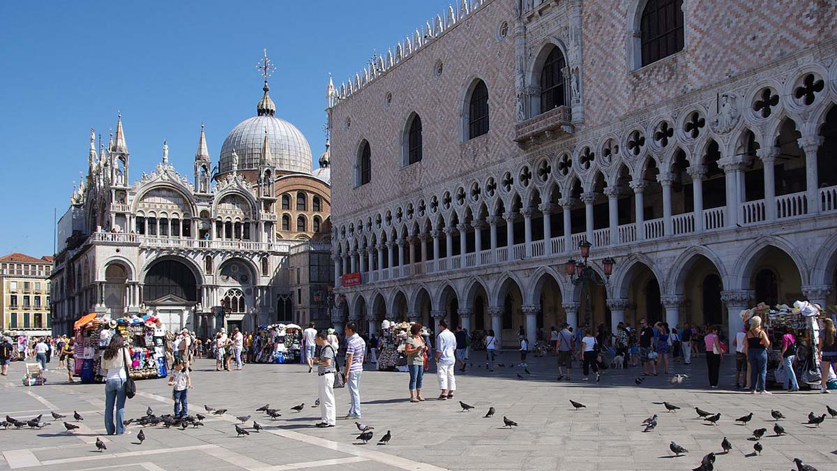 Saint Mark Square, Venice