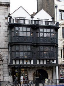 Prince Henry's Room, London