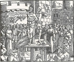martyrdom of William Tyndale