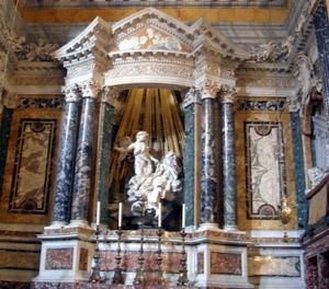 Bernini's Ecstasy of St. Teresa