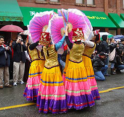 celebrating Lunar New Year in Vancouver