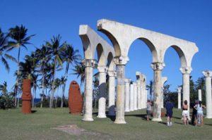 Monumento Encuentro Dos Cultures