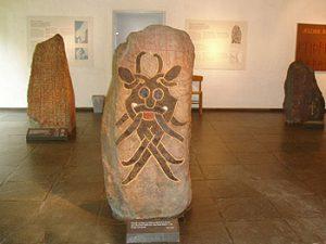 Moesgard's logo Stone Mask