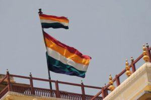 Flags of Jaipur