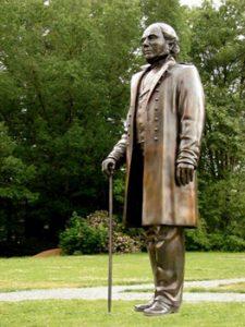 statue of James Douglas