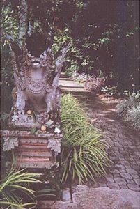 Rimbun Dahan garden