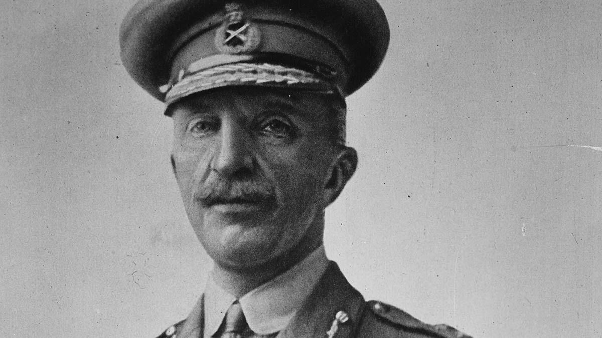 Field Marshal General Henry Wilson