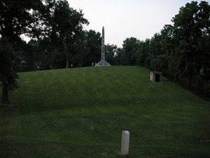 Alton, IL cemetery