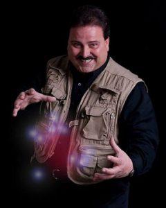 ghost expert Gary Hawkins