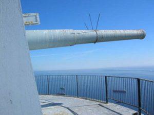 9.2 inch MK10 gun emplacement