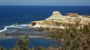 Gozo island, Republic of Malta