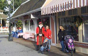 Actor re-creates Saint Nicholas at Burnaby Village Museum
