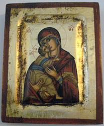 Greek icon painting