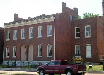 Scott Joplin home and museum, St. Louis
