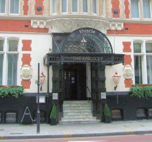 Kingsley Hotel, London
