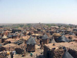 Dogon village, Mali