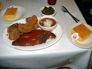 New Orleans food