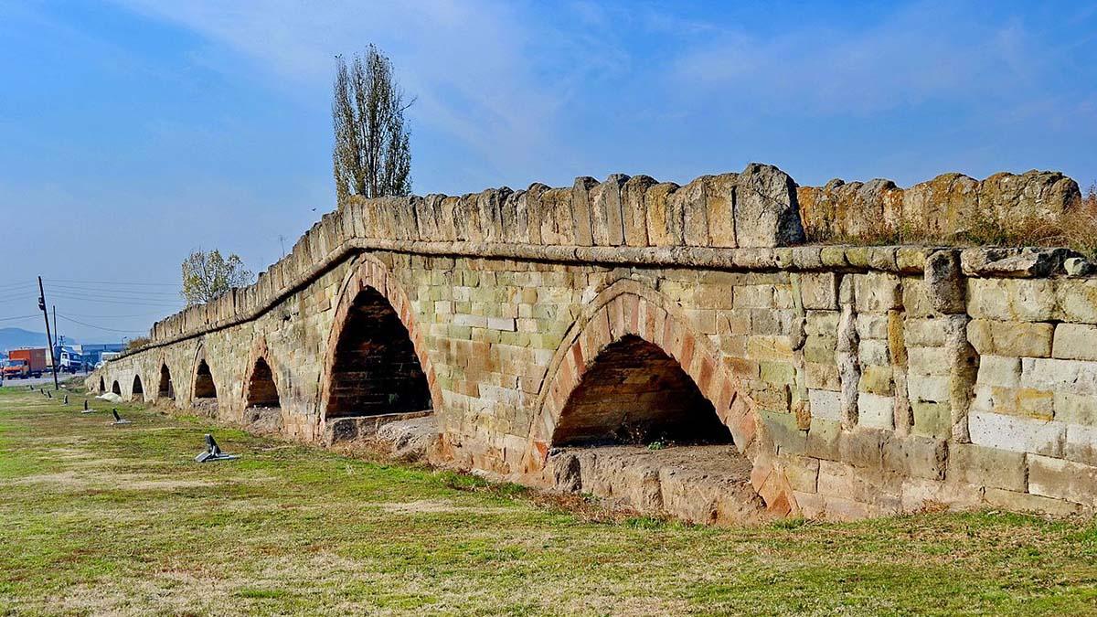Vojinović Bridge, Vushtrri Kosovo
